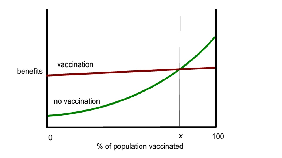 Vaccination Is A Collective Action Problem In Due Course