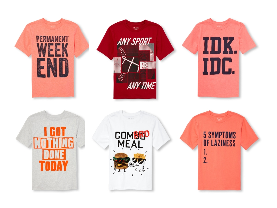f609b222dc1f boys-shirts. The difference in messaging is